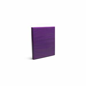 Staples Ordner A4 Pink 2-O-Ring-Mechanik 25 mm 200 Blatt Kapazität Spanplatte
