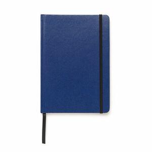 Staples Fester Einband, Gebundenes Notizbuch, Liniert, Marineblau