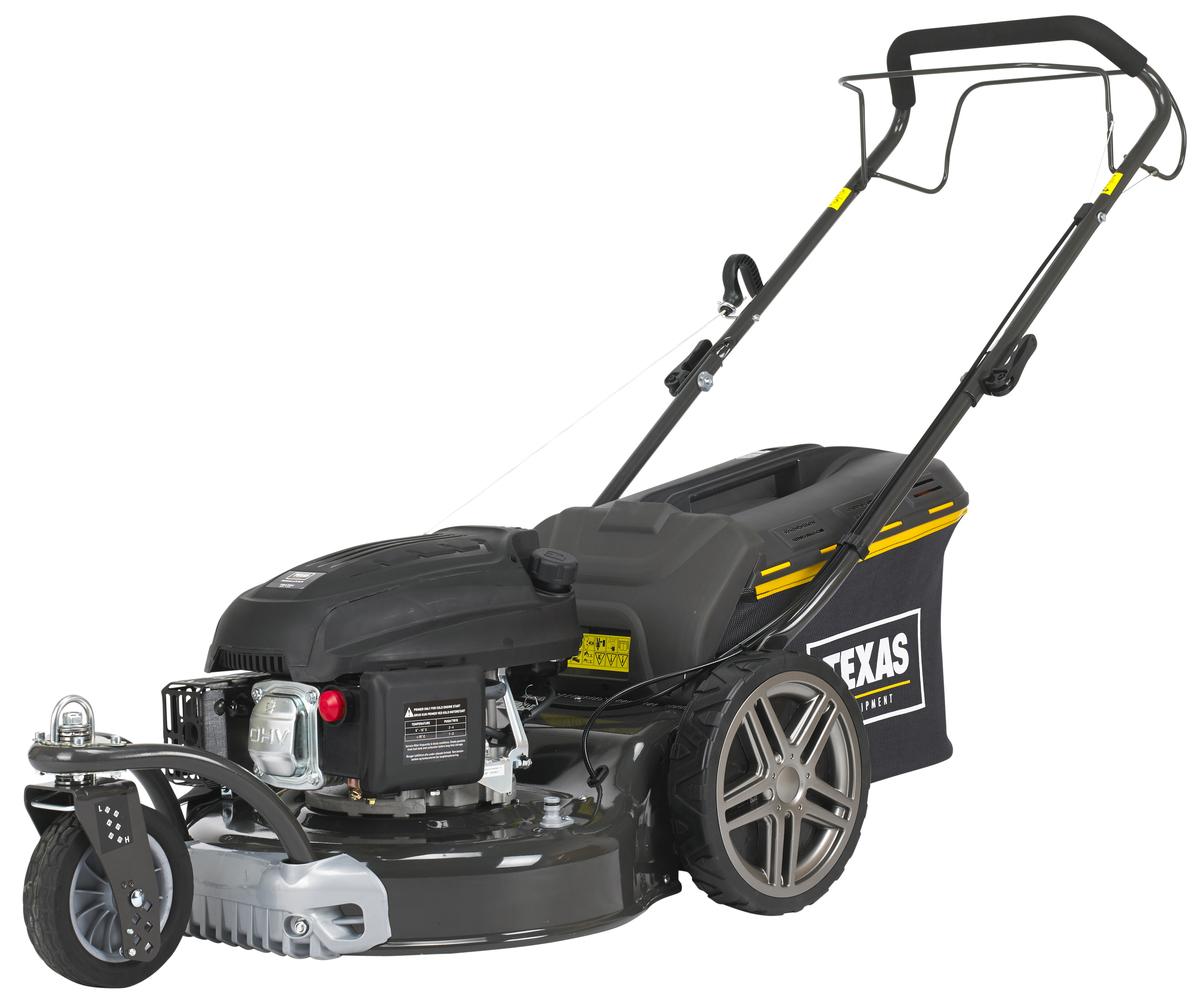 Bild 2 von Texas Trike Benzinrasenmäher Premium 4675TR/W