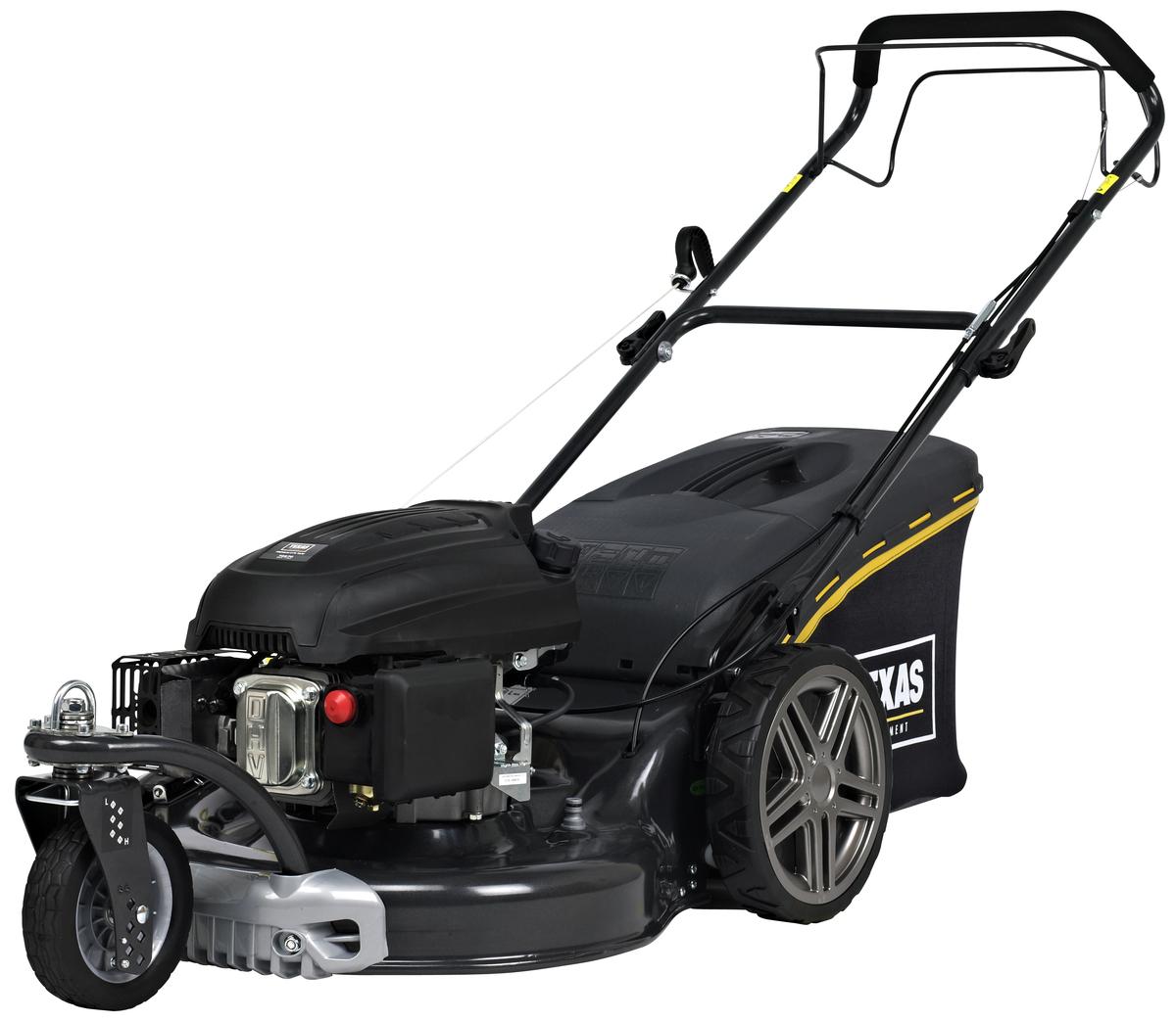 Bild 1 von Texas Trike Benzinrasenmäher Premium 5175TR/W