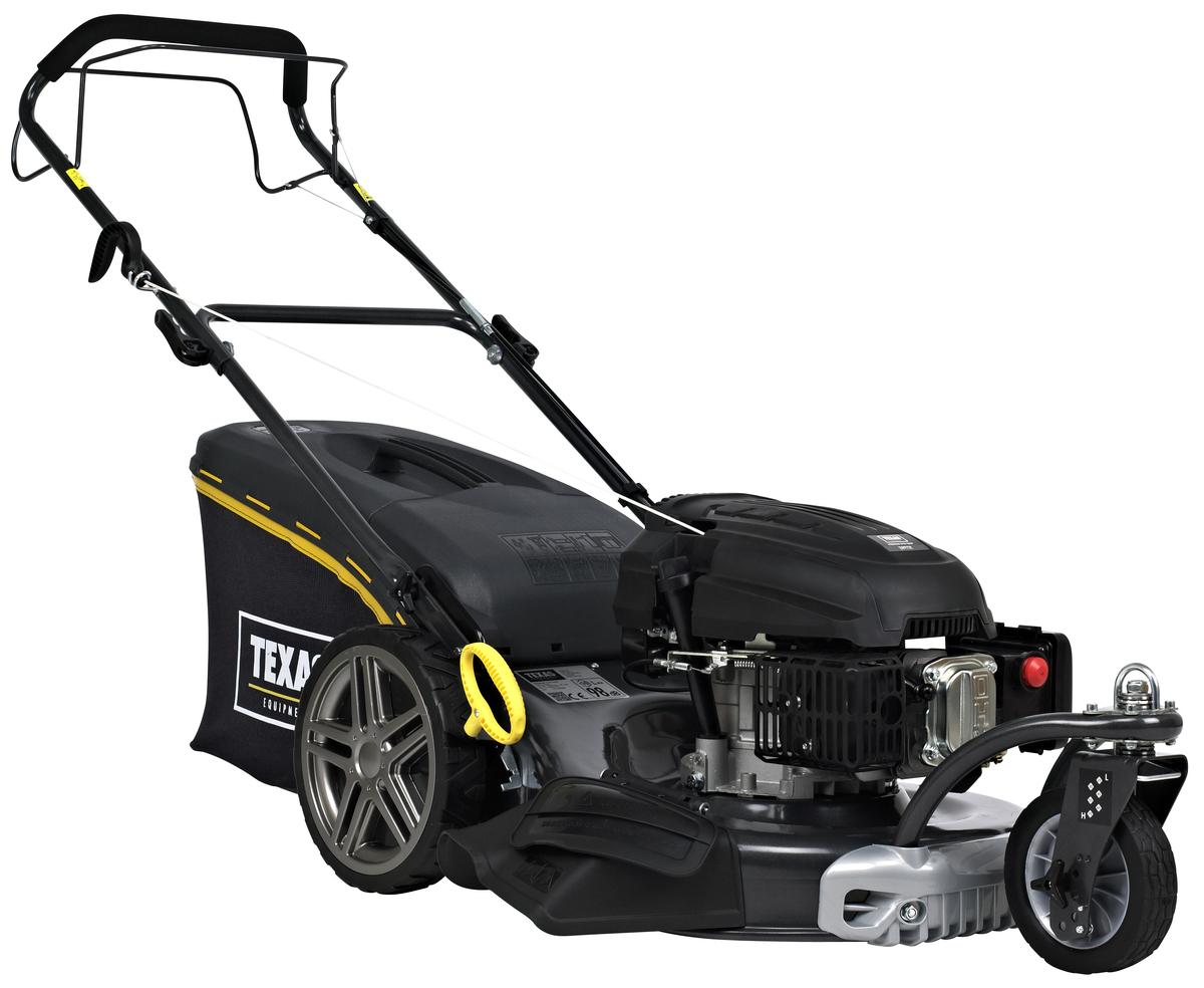 Bild 2 von Texas Trike Benzinrasenmäher Premium 5175TR/W