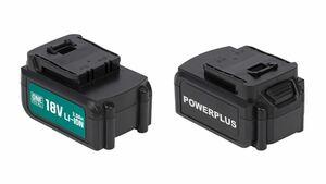 Powerplus Akkupack 18V Li-Ion 3.0Ah