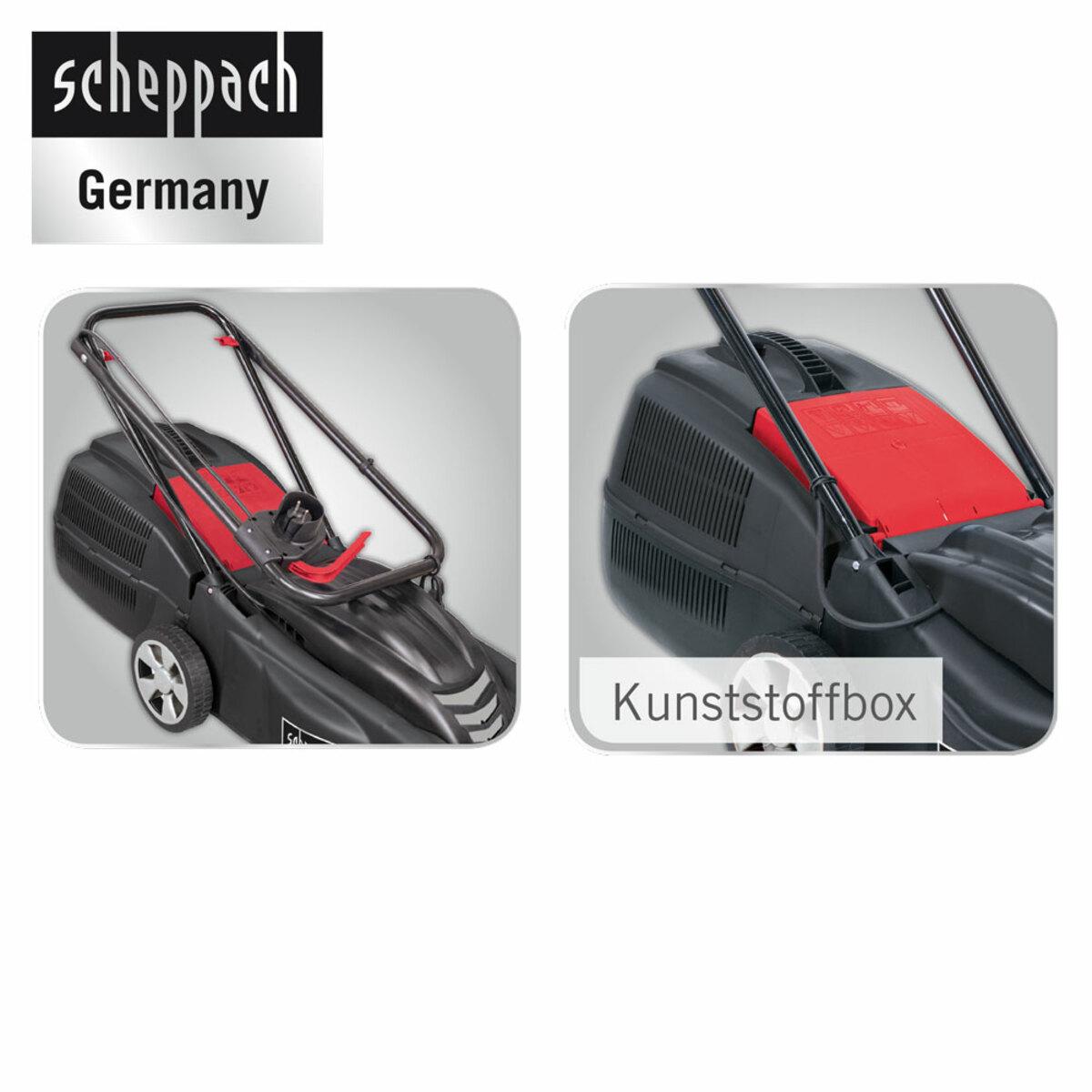 Bild 5 von Scheppach Elektro Rasenmäher EMP-33 1.00kW 230V/50Hz