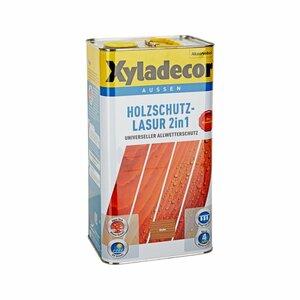 Holzschutzlasur 2in1 eichenfarben 5 l