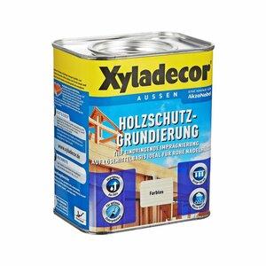 Xyladecor -              Xyladecor Holzschutzgrundierung farblos 0,75 l