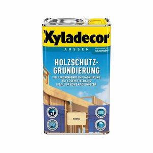 Xyladecor -              Xyladecor Holzschutzgrundierung farblos 2,5 l