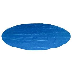 Bestway Solar-Poolabdeckung rund Ø 305 cm aus Vinyl in blau