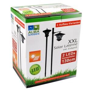 LED Solarlaterne 130 cm XXL