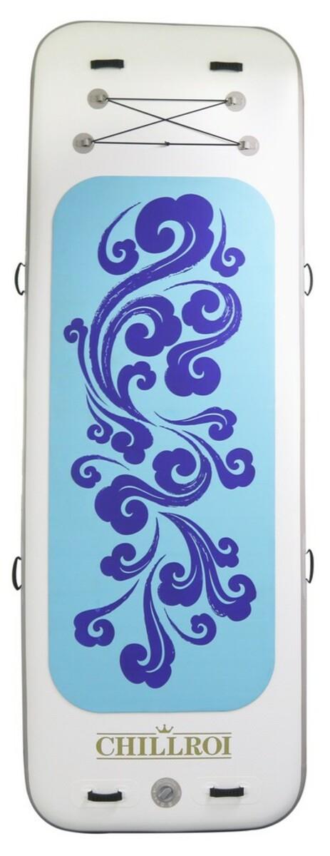 Bild 1 von CHILLROI Yoga Stand-Up-Paddling Board 3m Blau