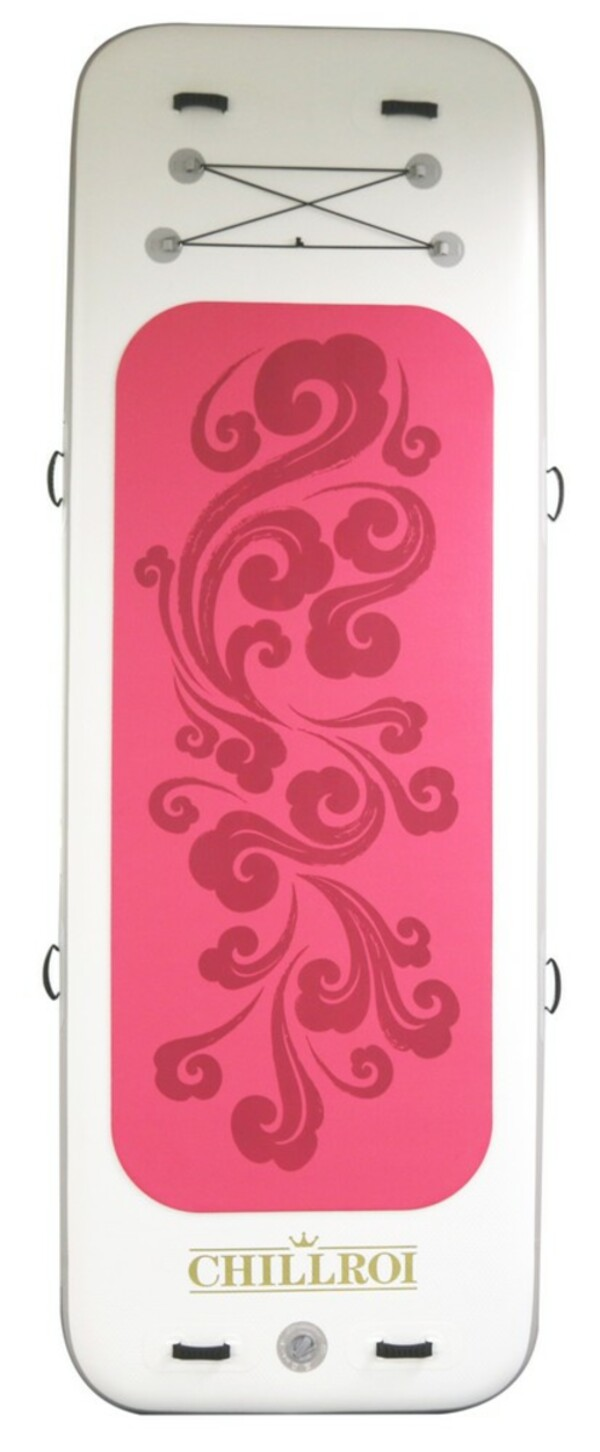 CHILLROI Yoga Stand-Up-Paddling Board 3m Pink