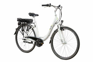 "Llobe E-Bike 28""Alu City Bike Streetglider"