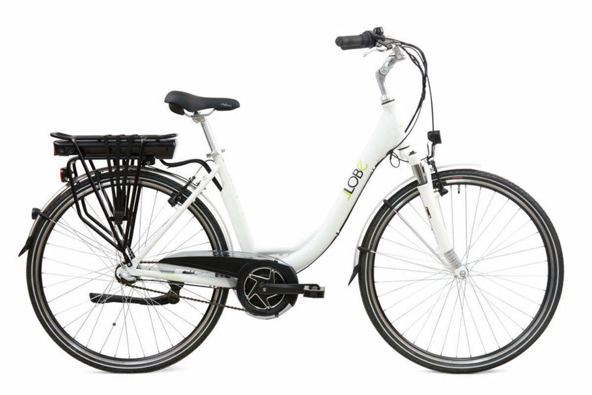 """Bild 2 von Llobe E-Bike 28""""Alu City Bike Streetglider"""