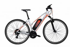 "Devron E-Bike Trekking 28"" silver 28161"