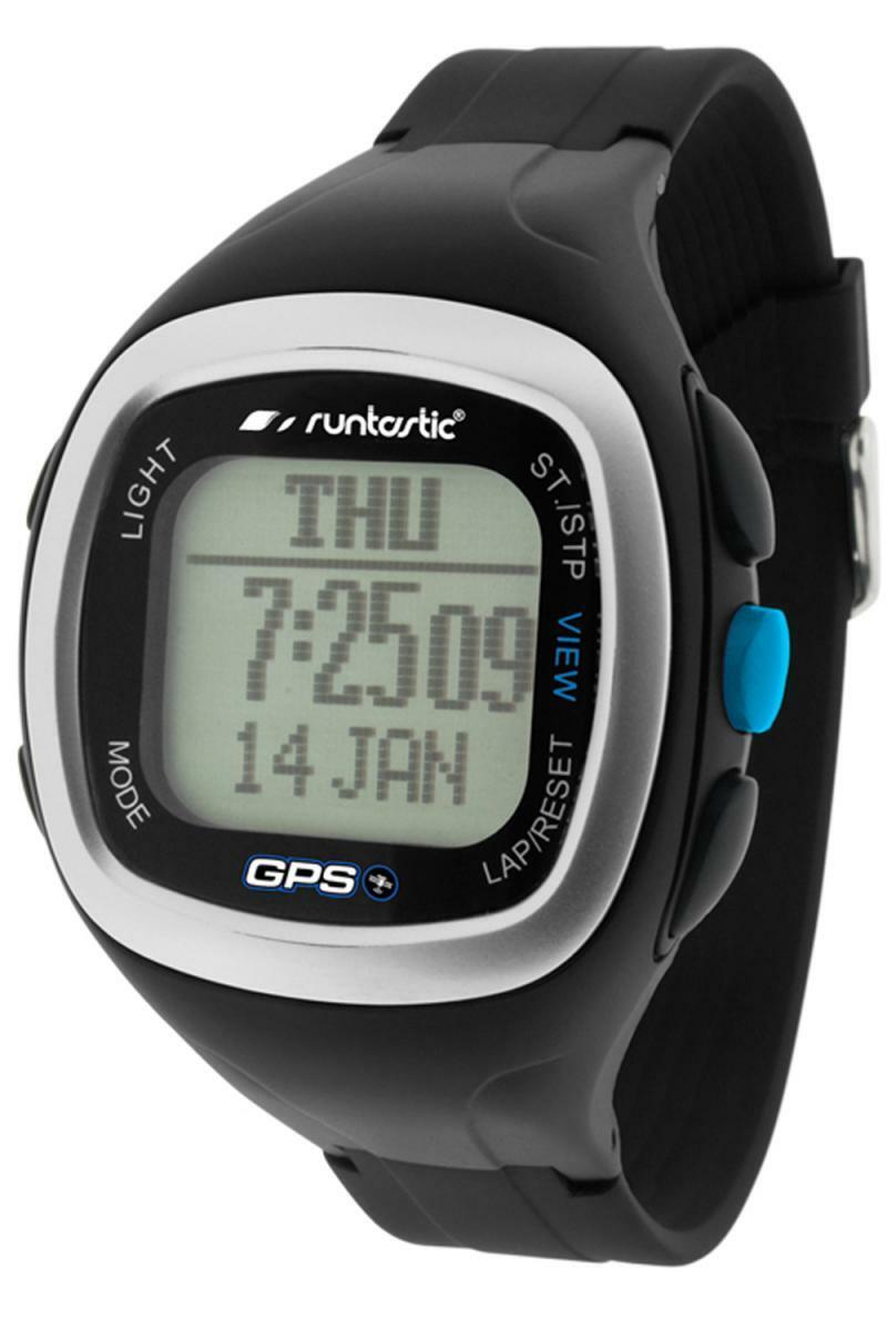 Bild 1 von RUNTASTIC GPS-Uhr mit Herzfrequenzmessung