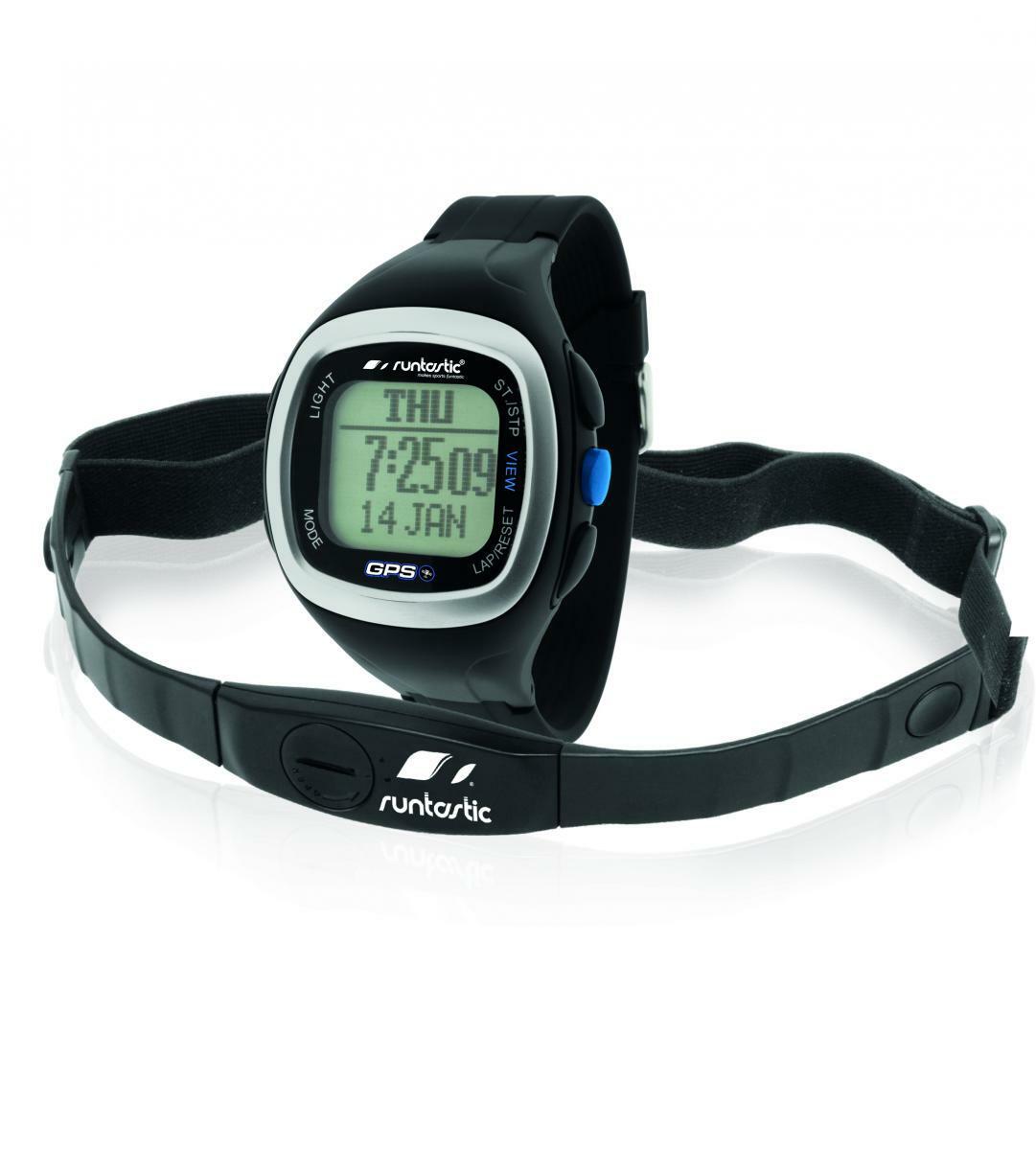Bild 2 von RUNTASTIC GPS-Uhr mit Herzfrequenzmessung