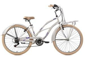 KS Cycling Beachcruiser 26'' Kahuna Weiß