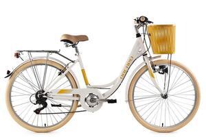 KS Cycling Damenfahrrad 26'' Cantaloupe