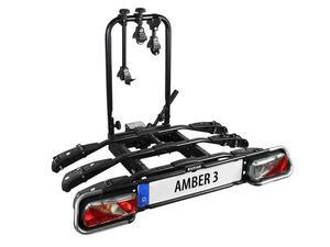 EUFAB Fahrradträger AMBER III für Anhängekupplung