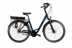 """Devron E-Bike City 28"""" bleu 28124"""