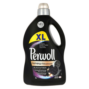 Perwoll Flüssigwaschmittel XL Black