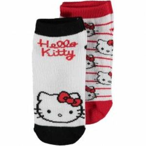 Hello Kitty Kinder Sneakersocken