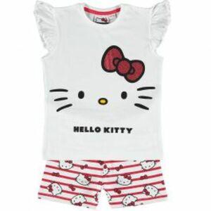 Hello Kitty Mädchen Kurzpyjama