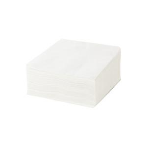 Casalino Prägeservietten 100 Stück in Weiß
