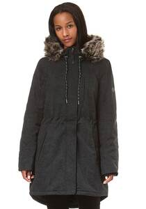 O´Neill Denim Print Frontier - Jacke für Damen - Schwarz