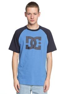 DC Star Raglan - T-Shirt für Herren - Blau