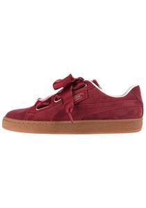 Puma Basket Heart Corduroy - Sneaker für Damen - Rot