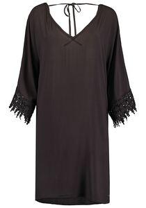 O´Neill Lace Sleeve Beach - Kleid für Damen - Schwarz