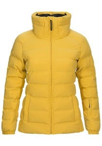 PEAK PERFORMANCE Megeve - Outdoorjacke für Damen - Gelb