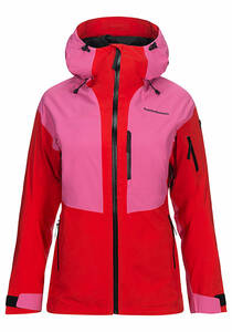 PEAK PERFORMANCE Grav2 L - Outdoorjacke für Damen - Pink
