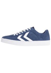 hummel Diamant Suede Sneaker - Blau