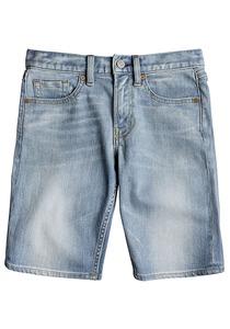 DC Worker Straight - Jeans für Jungs - Blau