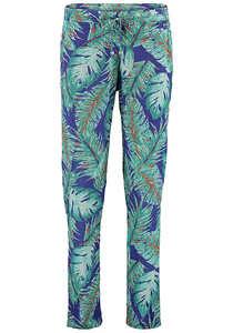 O´Neill Easy Breezy Print - Stoffhose für Damen - Blau