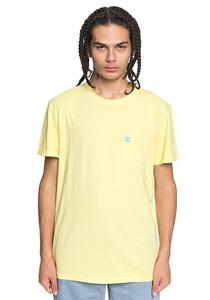 DC Dyed Pocket Crew - T-Shirt für Herren - Gelb