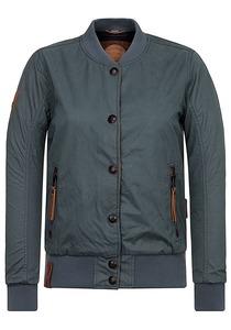 NAKETANO Frei & Gefährlich - Jacke für Damen - Grün