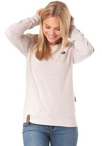 NAKETANO Krokettenhorst - Sweatshirt für Damen - Beige
