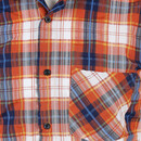 Bild 3 von Herren Freizeithemd in Seersucker Qualität
