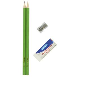 Stylex Bleistift-Set 4-teilig