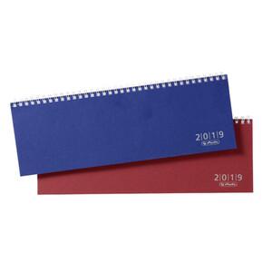 """Herlitz Schreibtischkalender """"Colour"""" für 2019"""