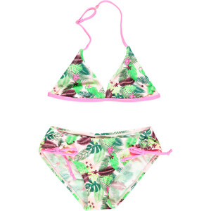 Mädchen Triangel Bikini