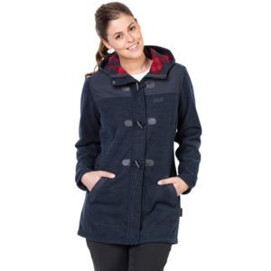 Jack Wolfskin Frauen Parka Edmonton Coat Women XS blau