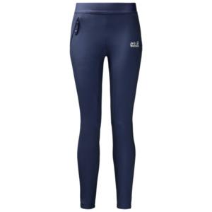 Jack Wolfskin Softshellhose Mädchen Heljar Pants 152 blau