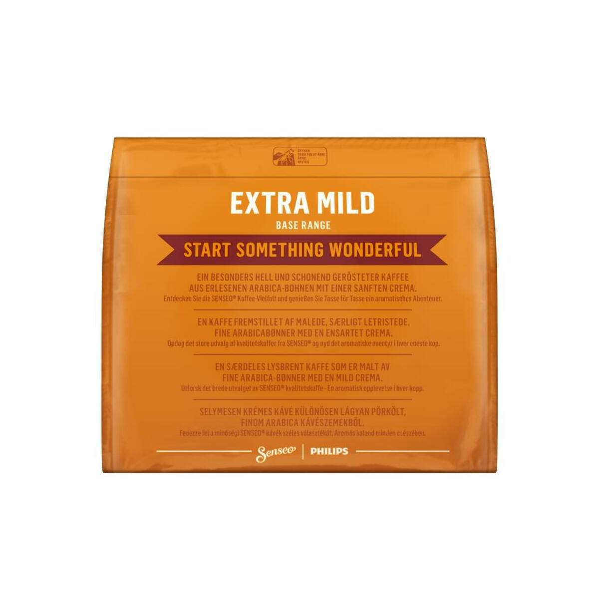 Bild 2 von Senseo Extra Mild | 16 Kaffeepads