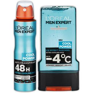 L'Oréal Paris Men Expert Duschgel + Deo Set