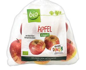 "Bio-Äpfel ""Krumme Dinger""*"