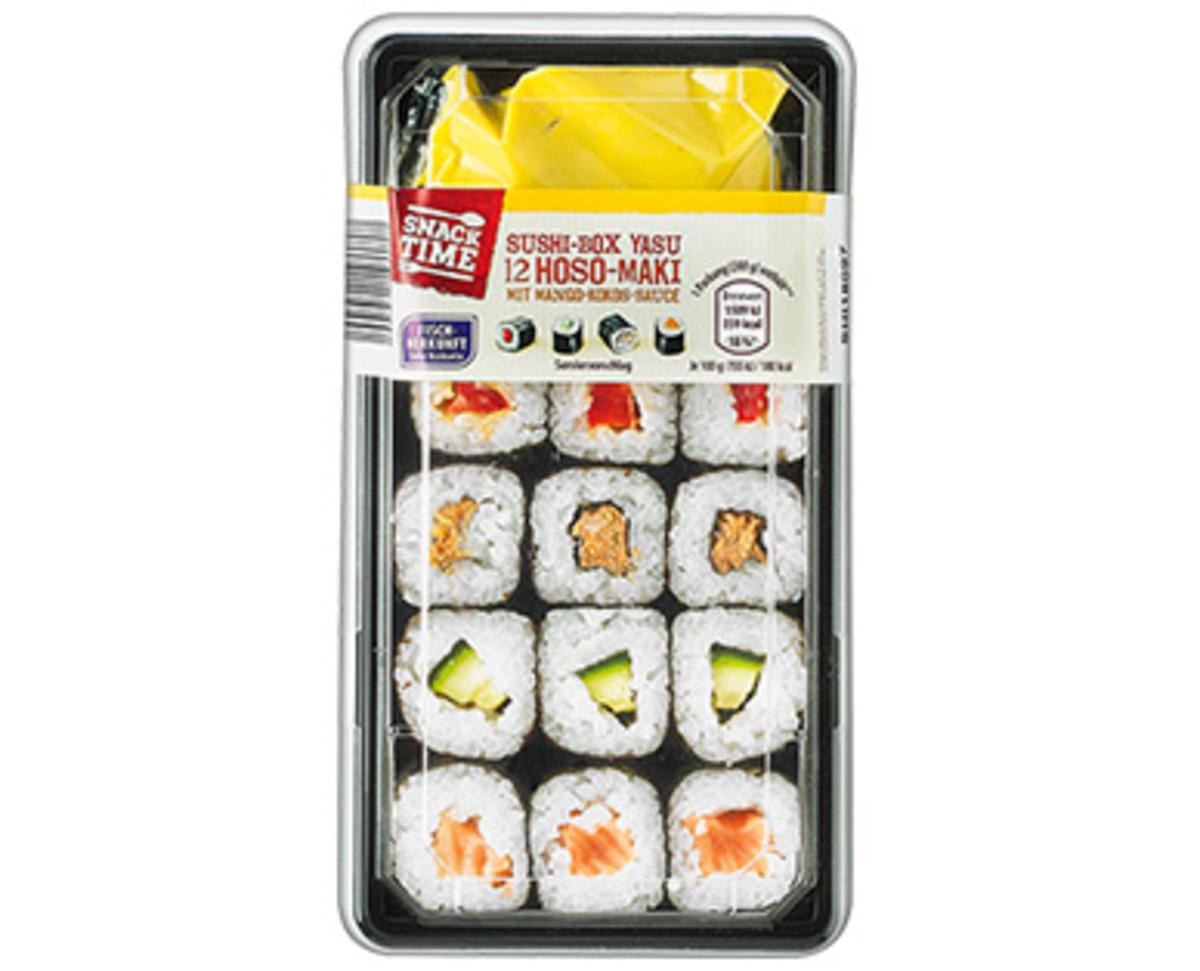 Bild 1 von SNACK TIME Sushi Roll Box*