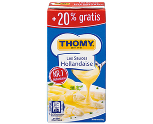 THOMY®  Les Sauces Hollandaise